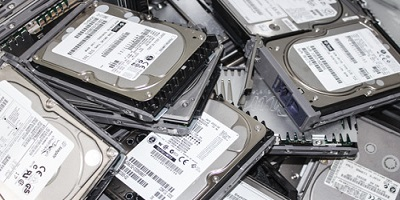 Harddisk recycling